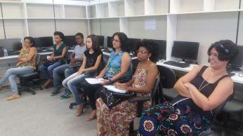 Banca e Público atento à apresentação de Ana Ana Paula.